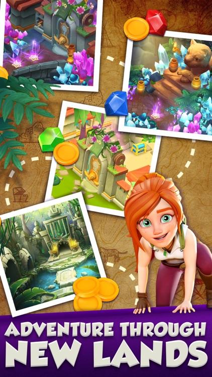 Temple Run: Puzzle Adventure screenshot-4