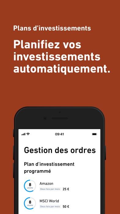 Trade Republic: Bourse mobile