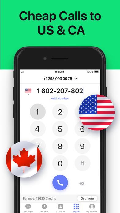 Second Phone Number - 2Number Screenshot
