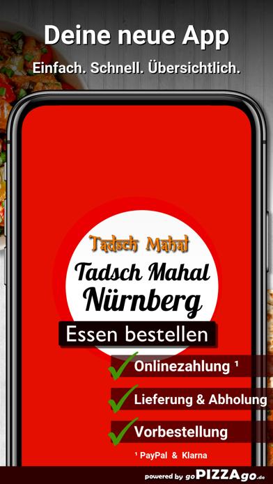 Tadsch Mahal Nürnberg screenshot 1