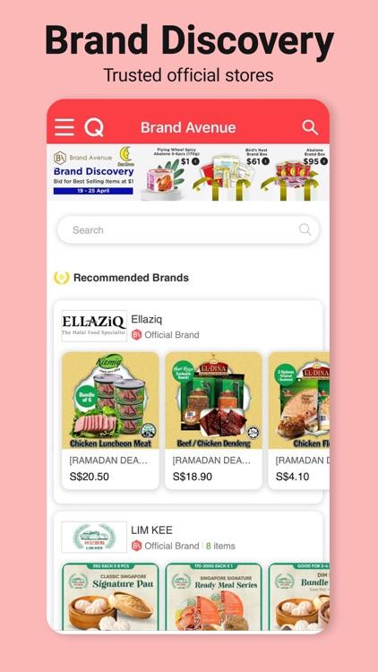 Qoo10 - Best Online Shopping screenshot-3