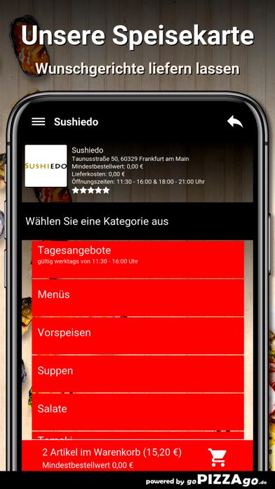 Sushiedo Frankfurt am Main screenshot 4