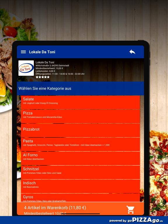 Lokale Da Toni Darmstadt screenshot 8