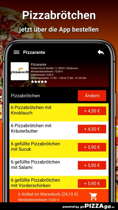 Pizzarante Ottobrunn screenshot 5