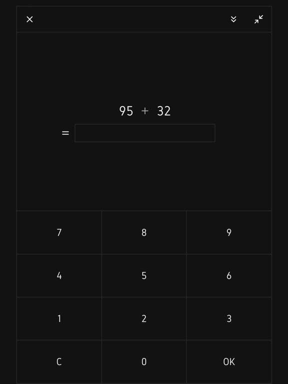 Ninimaths 暗算アプリのおすすめ画像6