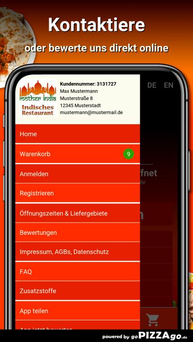 Mother India Leipzig screenshot 3
