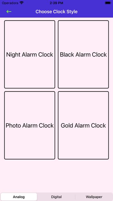 Screenshot 2 of ASD Alarmy-Morning Alarm Clock App