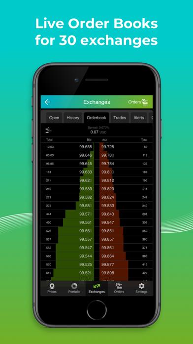 Good Crypto: все крипто биржиСкриншоты 10