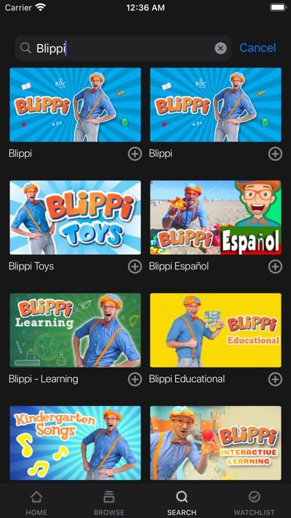 HappyKids - Videos for Kids screenshot-6