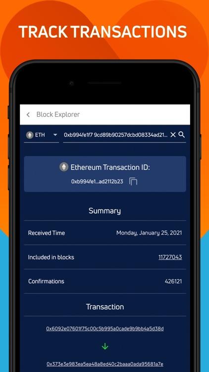 Jaxx Liberty Crypto Wallet screenshot-4