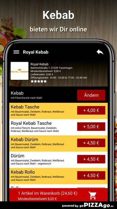 Royal Kebab Twistringen screenshot 5