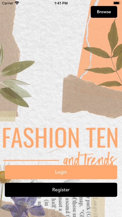 Fashion Ten and Trends
