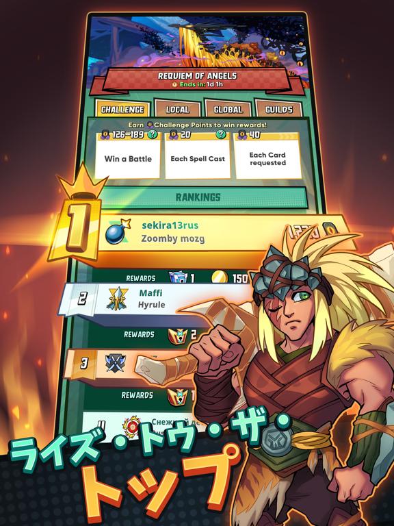 パズルブローラー - マッチ 3 RPGのおすすめ画像4