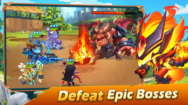 Taptap Heroes:New Pets screenshot-3