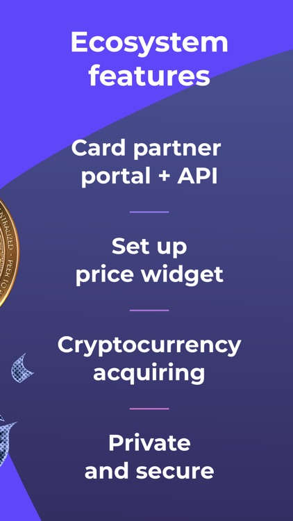 OWNR Crypto wallet & Visa Card screenshot-6