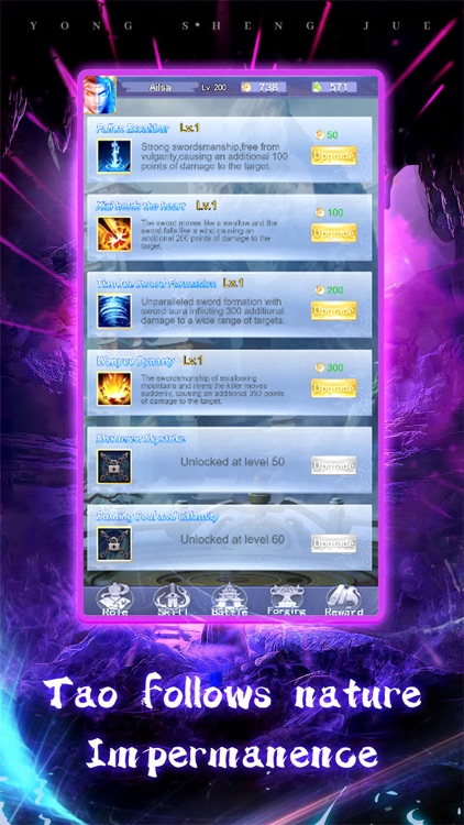 Eternal Sword Warrior screenshot-4