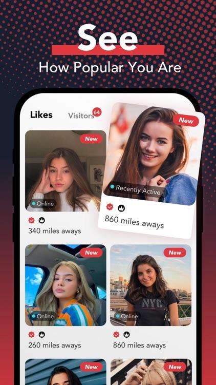 eDates Chat: Local Dating App screenshot-4