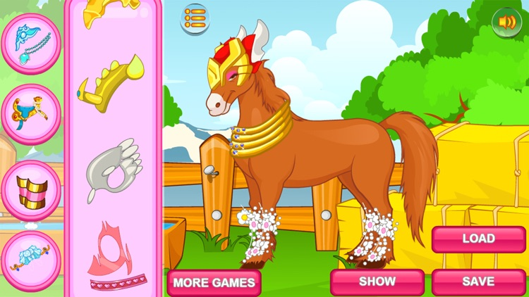 My Horse and Unicorn Grooming screenshot-8