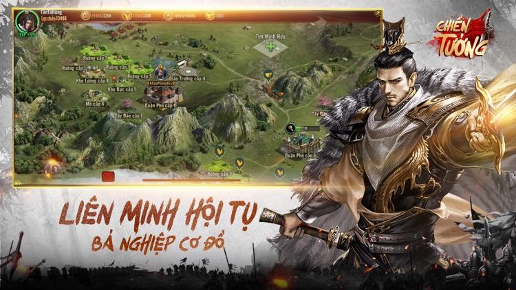 Chiến Tướng Tam Quốc - REGZ screenshot-3
