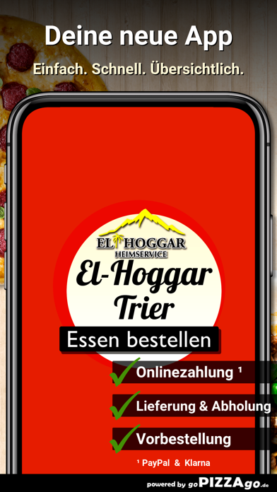 Heimservice El-Hoggar Trier screenshot 1