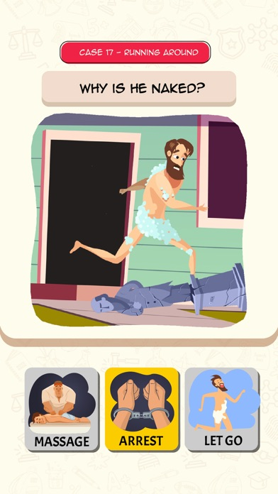Be The Judge - Ethical Puzzles screenshot 3