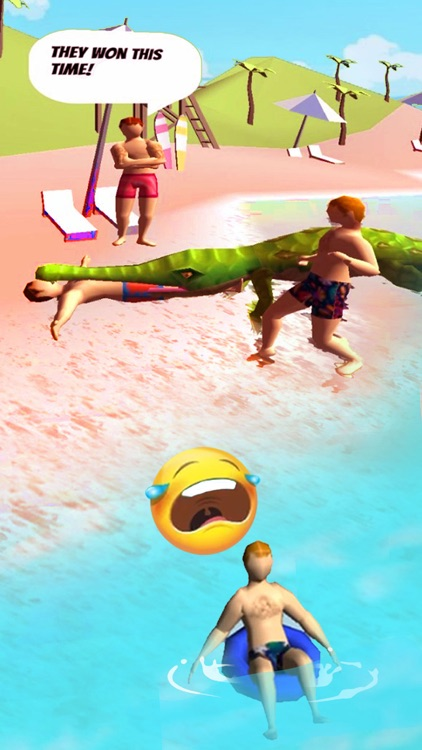 鲨鱼袭击 - Shark Attack game screenshot-3