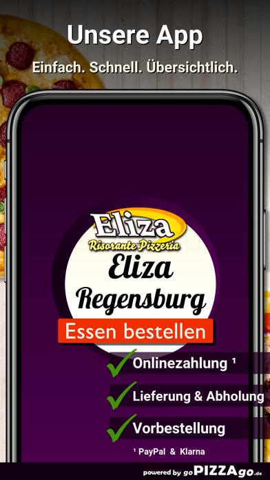Pizzeria Eliza Regensburg screenshot 1