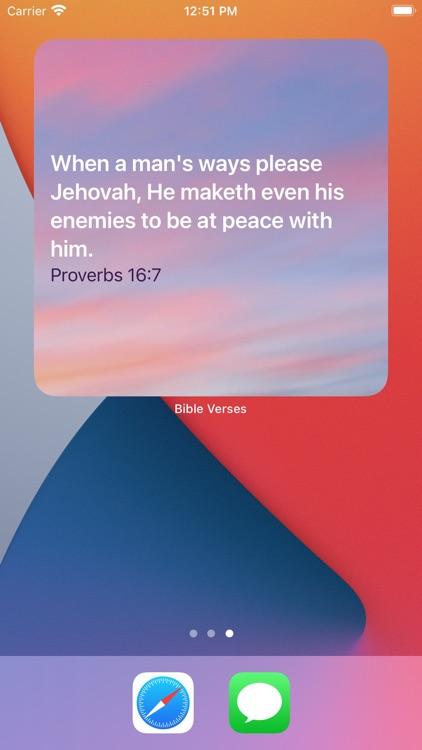 Bible Verse of the Day! screenshot-7