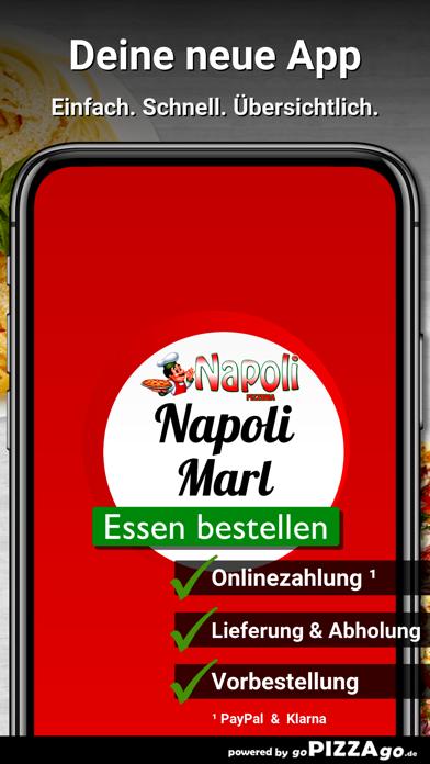 Pizzeria Napoli Marl screenshot 1