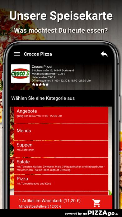 Crocos Pizza Dortmund screenshot 4