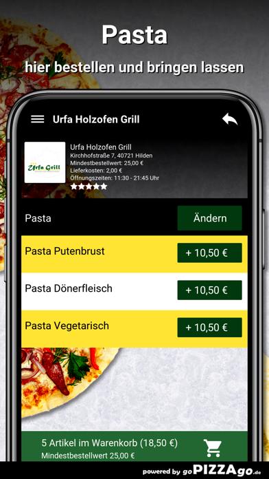 Urfa Holzofen Grill Hilden screenshot 6
