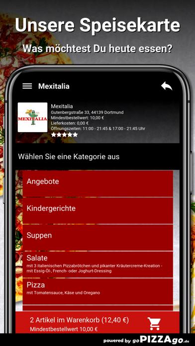 Mexitalia Dortmund screenshot 4