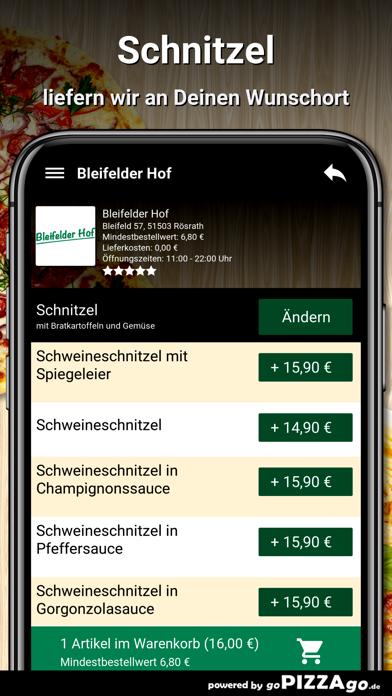 Bleifelder Hof Rösrath screenshot 6