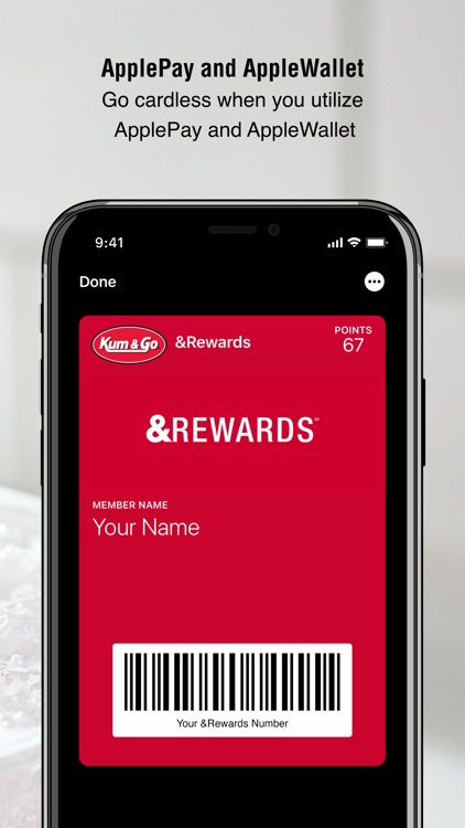 Kum & Go: Fuel Rewards, Food screenshot-9