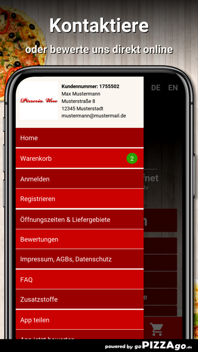 Pizzeria Uno Köln screenshot 3