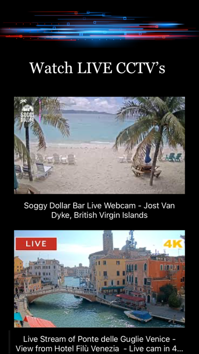 CCTV LIVE Camera & Playerのおすすめ画像2