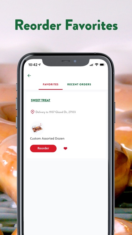Krispy Kreme ® screenshot-4