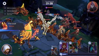 Summoners War: Lost Centuria screenshot 5