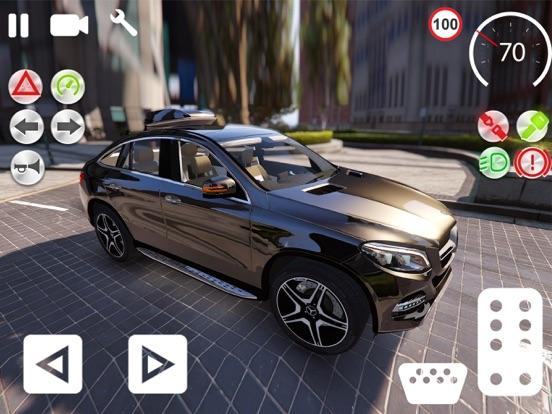 Car Driving Test Sim : SUV