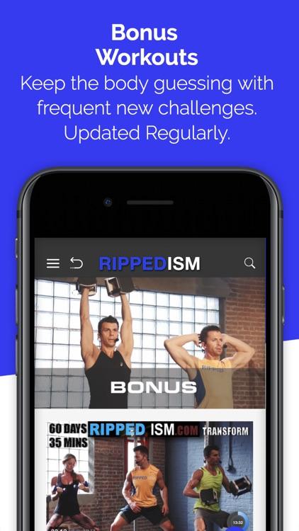 XFA Fitness - Rippedism screenshot-4