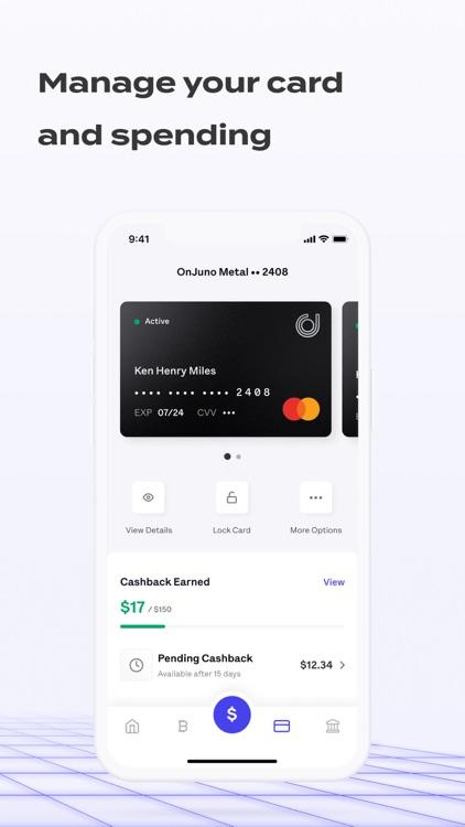 OnJuno Mobile Banking screenshot-8