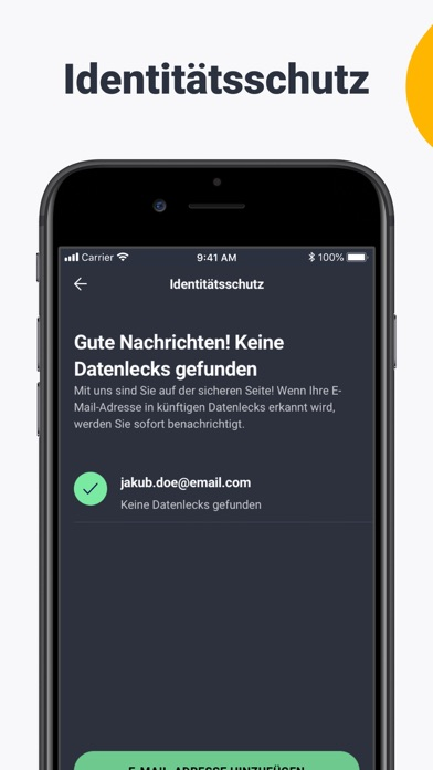 AVG Mobile SecurityScreenshot von 4