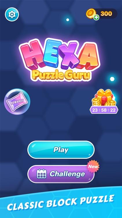 Hexa Puzzle Guru screenshot-4