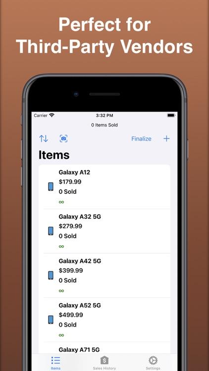 Sales Counter screenshot-3