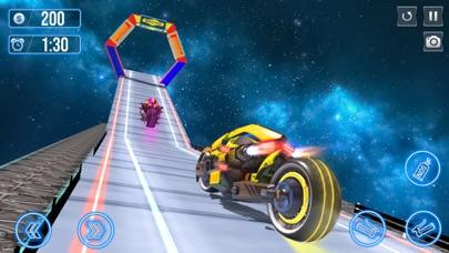スーパーヒーロー 自転車 レーシング ゲーム紹介画像2