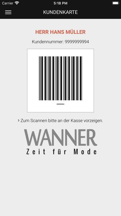 Mode Wanner screenshot 3