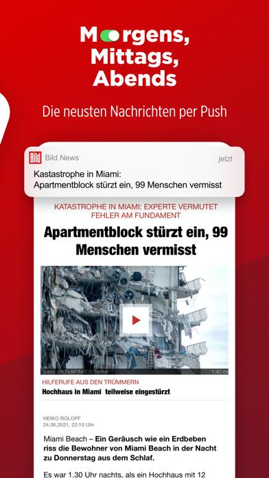 Screenshot #3 pour BILD News - Nachrichten live