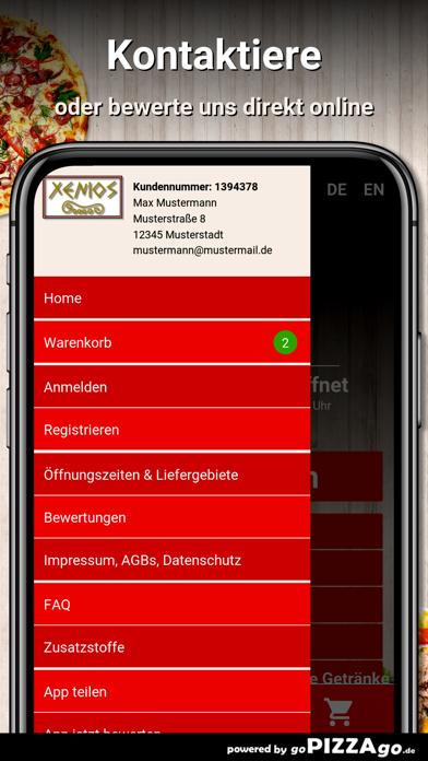 Hamburgers Project Hamburg screenshot 3