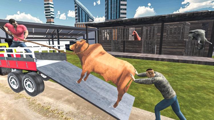 AirPlane Cargo Transport Game screenshot-4