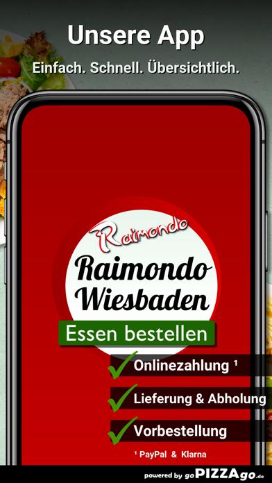 Pizzeria Raimondo Wiesbaden screenshot 1